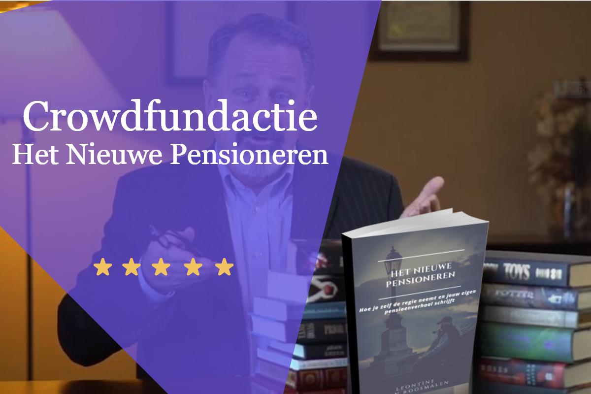 Het Nieuwe Pensioneren, Pensioen, Pensioencoaching